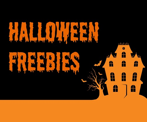Halloween Freebies and Deals 2016!