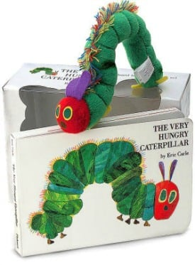 The Very Hungry Caterpillar toys as low as $4.99 on Barnes and Noble website!