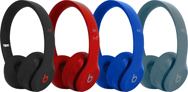 Beats Solo 2 Wired Headphones 50% Off at Target – Today ONLY!