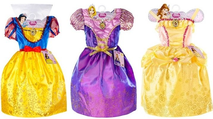 Disney Princess Play Dresses $10.49 Today ONLY at Target!