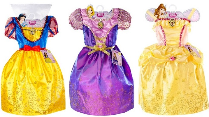 Disney Princess Play Dresses 10 49 Today Only At Target