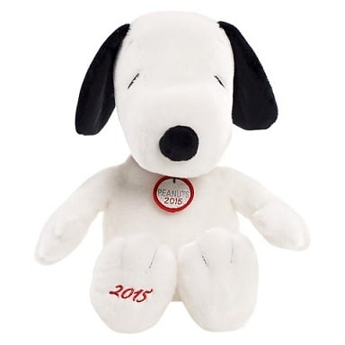 Just Play Snoopy Collector Plush as Low as $8.49 at Target Today ONLY!