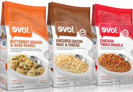 Target: Nice Deal on Evol Frozen Dinners!