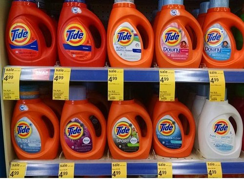 Tide Detergent $2.99 at Walgreens