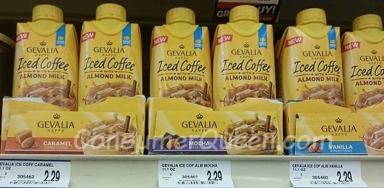 FREE Gevalia Iced Coffee at Homeland and Country Mart!