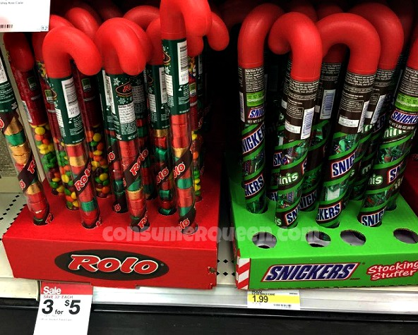 Mars Filled Candy Canes as Low as 33¢ at Target!