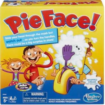 Walmart: Pie Face Game Only $5.88 (Reg.$19.82) – Rollback