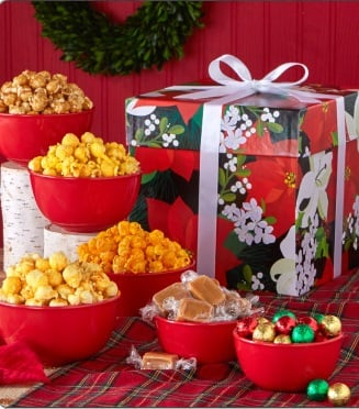 Delicious Deal! Save 25% at The Popcorn Factory!
