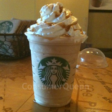 Starbucks: Half Price Frappuccino Happy Hour is Coming!