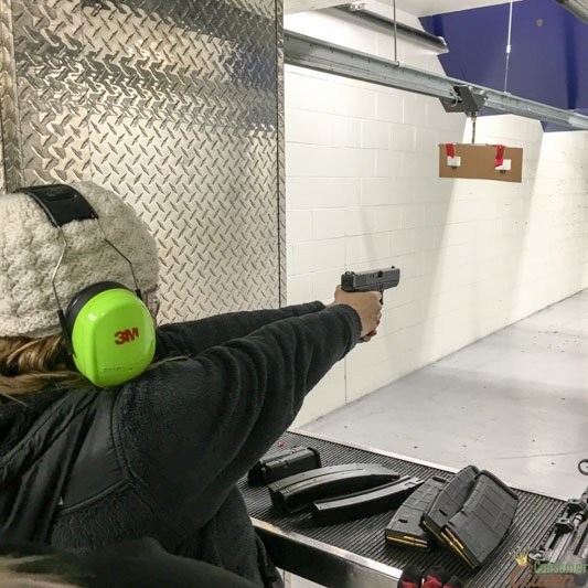 Facing My Fears: Learning to Shoot a Gun Safely