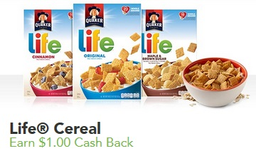 Save over $ on Quaker Life Cereal at CVS! The ounce boxes are on sale for $ Purchase two boxes and.