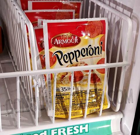 Armour Pepperoni 50¢ at Dollar Tree + Walmart Deal!