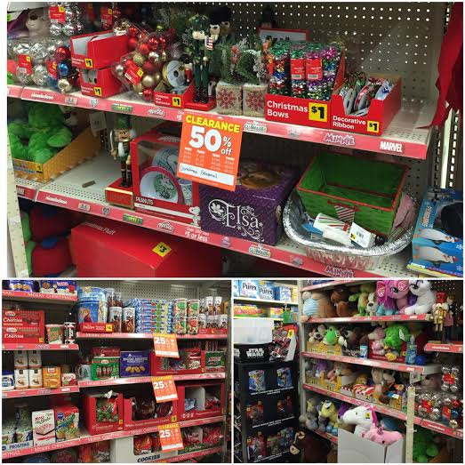 HOT Christmas Clearance Deals at Dollar General!!
