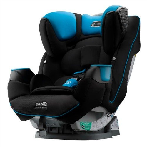 Evenflo SafeMax All-in-One Car Seat And The Great Trade-In