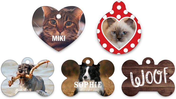 We have 42 pet tags 4 less coupons for you to consider including 42 promo codes and 0 deals in November Grab a free blogdumbwebcs.tk coupons and save money. Pet ID Dog tags $ or less free shipping and free personalization. Offer BOGO, daily deals, coupon discount. rewards and referrals. Save 70% from others.5/5(1).