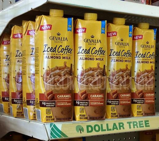 FREE Gevalia Iced Coffee at Dollar Tree!