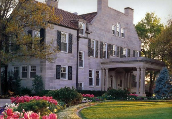 FREE in OKC – Tour the Governor's Mansion!