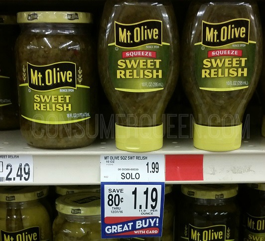 Mt. Olive Pickle Products as Low as Free at Homeland, 24¢ at Walmart!