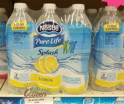 Kroger (and Affiliates) Freebie: Nestle Pure Life Splash 6