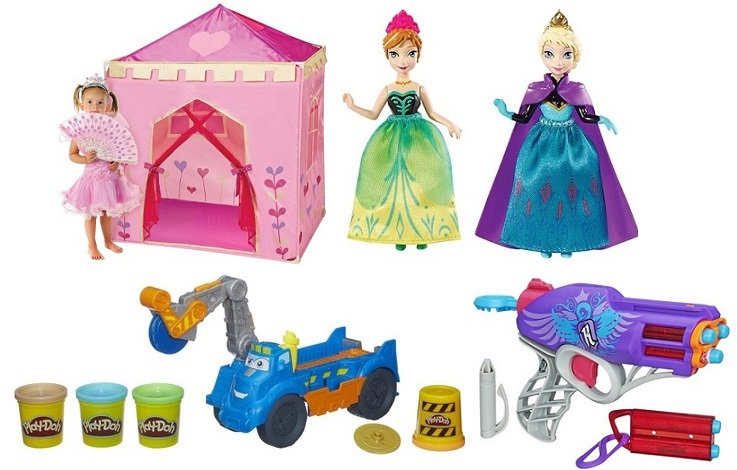 Target Toy Clearance: Nerf, Play-Doh, Frozen, Monopoly & More!