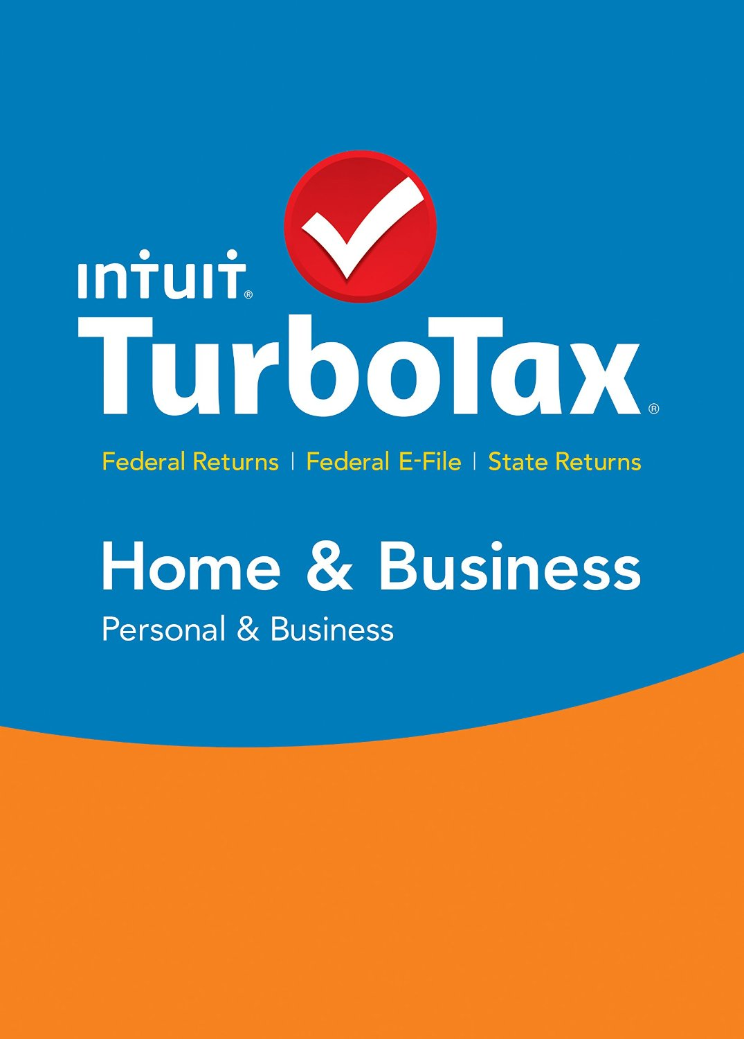 Turbo Tax Software up to 40% off on Amazon