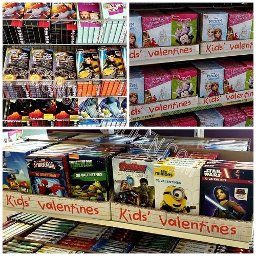 Great Deal on Valentines at Dollar Tree!
