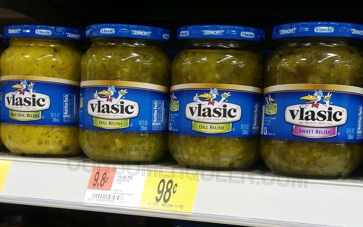 Vlasic Pickles as Low as FREE at Walmart!