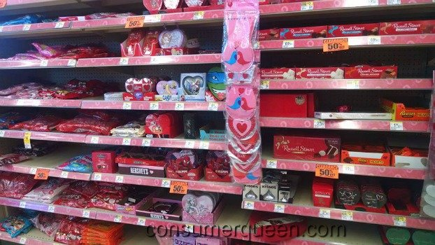 Valentine's Clearance at Walgreens
