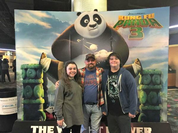 Kung Fu Panda Theater