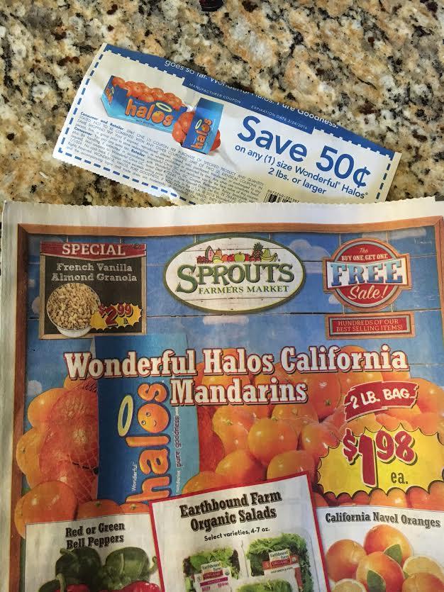 Halos Mandarin Oranges $1.48 at Sprouts or Walmart!
