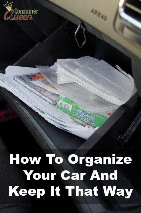 Organize Your Car And Keep It That Way!
