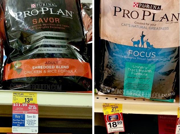 Purina Pro Plan as Low as $2.00 at PetSmart!
