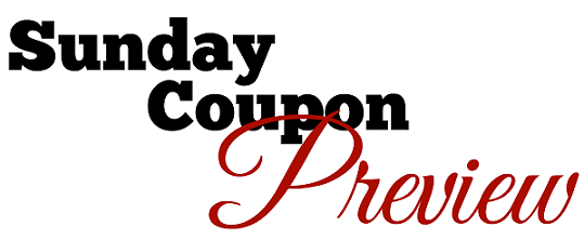 Sunday Coupon Preview 7/29/17 – FOUR Inserts Coming!
