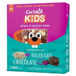 Curate Snack Bars $1.48 Per Box at Target