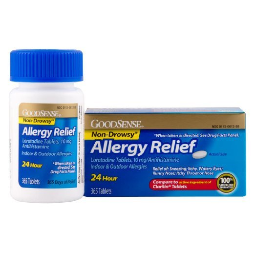 Did You Know….You Can Get Allergy Medicine CHEAP On Amazon??