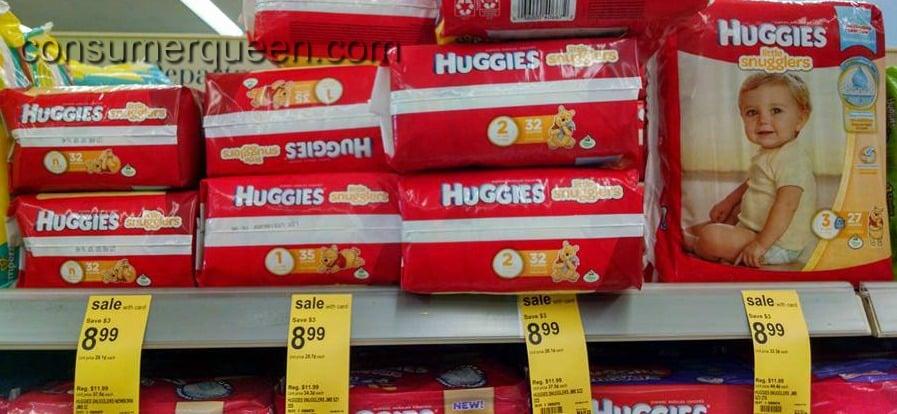 Huggies Diapers $6.41 at Walgreens