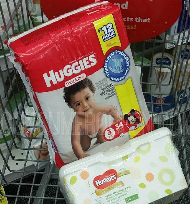 Join Huggies Rewards for Coupons, FREE Products, Gift Cards + More!