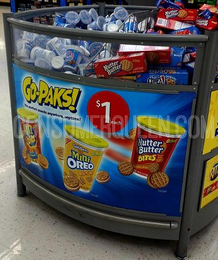 Nabisco Go-Paks 33¢ at Walmart (starts 4/7)