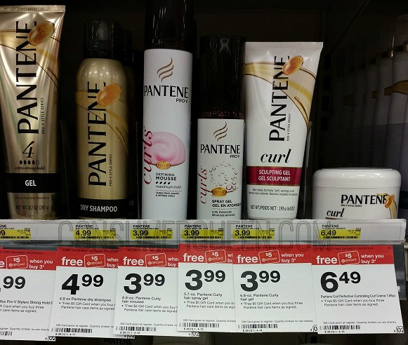 SIX Free Pantene Stylers at Target Starting Tomorrow!