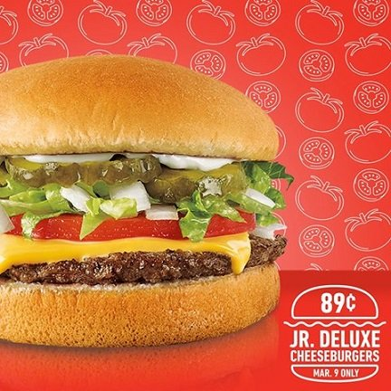 Sonic Drive-in : EVERYDAY Deals + 89¢ Cheeseburgers Today!