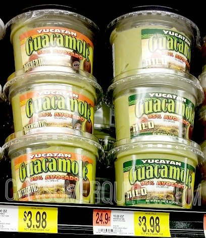 Yucatan Guacamole ONLY $1.48 at Walmart (reg. $3.98!)