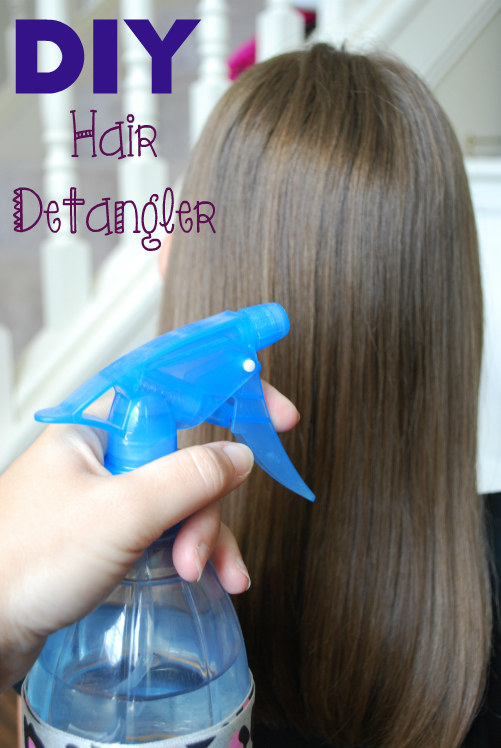 DIY Hair Detangler- ConsumerQueen.com- Oklahoma s Coupon Queen a7730227503a
