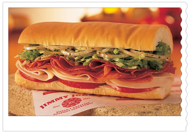 "Big Italian Restaurants Near Me: Jimmy John's 8"" Subs Only $1.00 Tomorrow- ConsumerQueen"