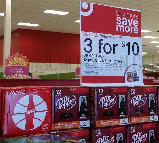 Diet Coke 12-pks as Low $1.75 at Target!
