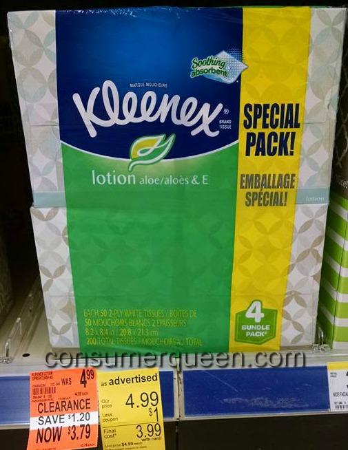 Kleenex and Scott Paper Towels Deals at Walgreens