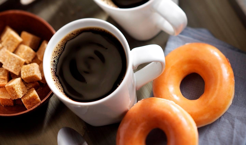 FREE Krispy Kreme Doughnut Tomorrow