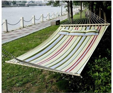 Outsunny Double Wide Hammock as Low as $35.99 Shipped!