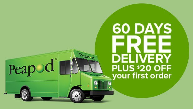 Peapod Grocery: $20 Off + 60 Days Free Delivery