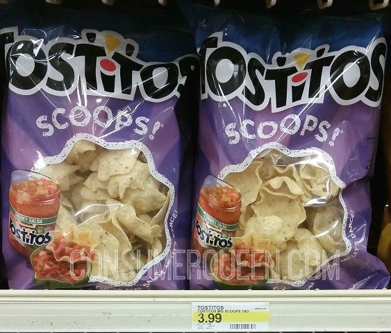 Tostitos ONLY $1.97 at Target!