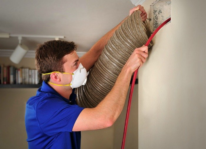 Fight Back Allergies : Get Your Ducts Cleaned with Blackmon Mooring